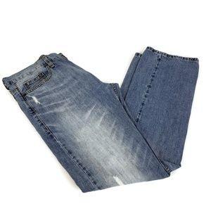 Adam Levine The Patriot 32 X 32 Distressed Jeans